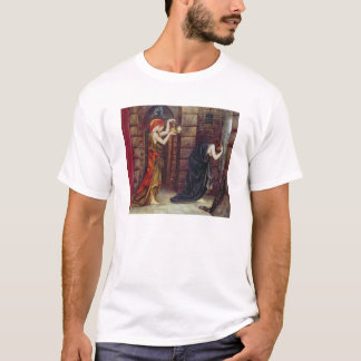 Hope in the Prison of Despair (oil on canvas) T-Shirt