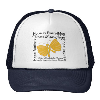 Hope is Everything - Appendix Cancer Awareness Cap