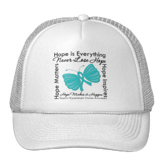 Hope is Everything - Gynecologic Cancer Awareness Cap
