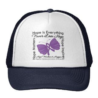 Hope is Everything - Leiomyosarcoma Awareness Cap