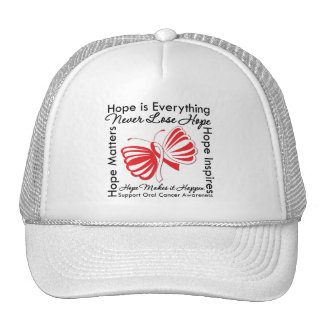 Hope is Everything - Oral Cancer Awareness Cap