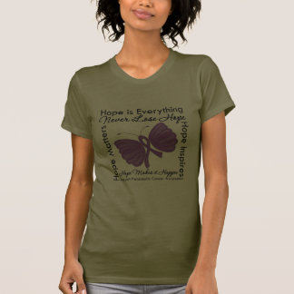 Hope is Everything - Pancreatic Cancer Awareness Tee Shirts