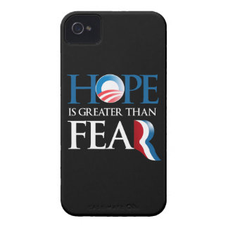 HOPE IS GREATER THAN FEAR iPhone 4 CASE