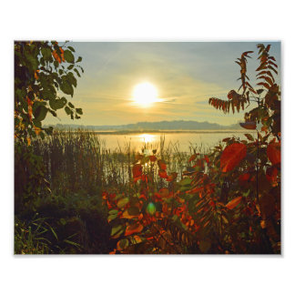 Hope Lake Wisconsin Photo Print