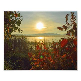 Hope Lake Wisconsin Photo Print