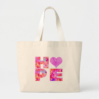 Hope Large Tote Bag