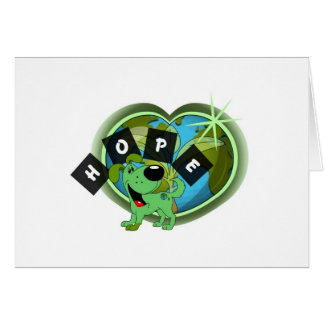 Hope Leaf - Earth Day Greeting Cards