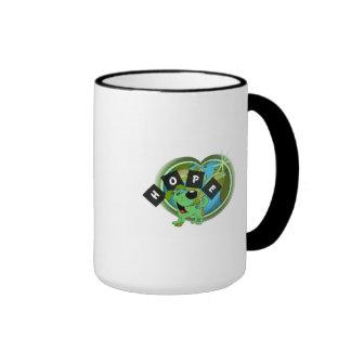 Hope (Leaf - Earth Day) Ringer Mug