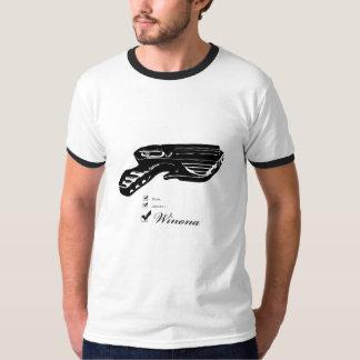 Hope. Leather. Winona. V2 T-Shirt