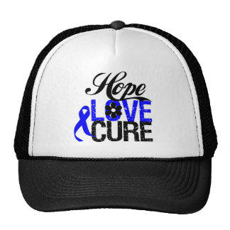 Hope Love Cure - Anal Cancer Hats