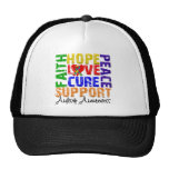 Hope Love Cure Autism Awareness