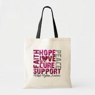 Hope Love Cure - Multiple Myeloma Awareness Bag