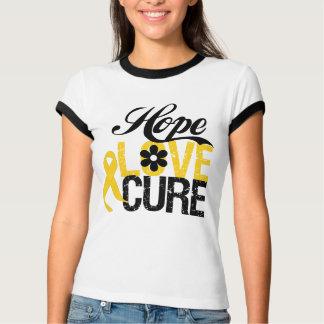 Hope Love Cure - Neuroblastoma T-Shirt