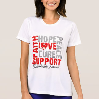 Hope Love Cure Retinoblastoma Awareness Tees