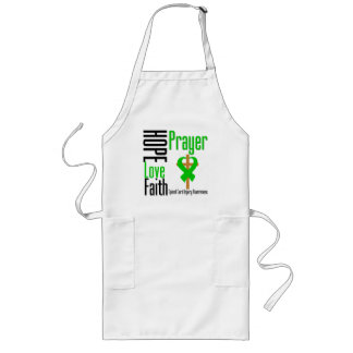 Hope Love Faith Prayer Spinal Cord Injury Aprons