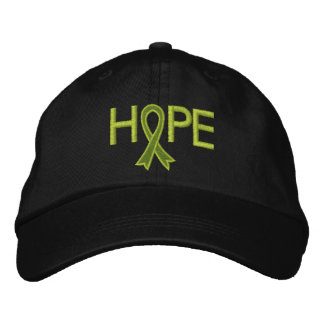 HOPE Lyme Disease Awareness Embroidered Baseball Caps