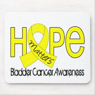 Hope Matters 2 Bladder Cancer Mouse Pad