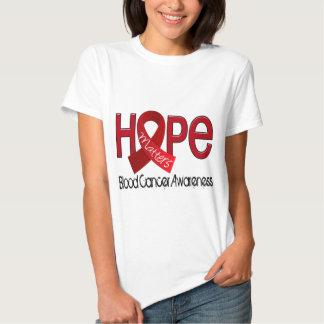 Hope Matters 2 Blood Cancer Shirt