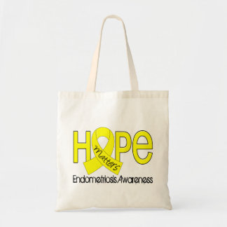 Hope Matters 2 Endometriosis Tote Bag