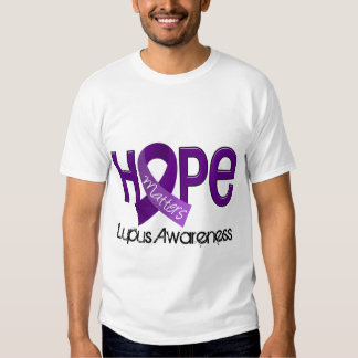 Hope Matters 2 Lupus Shirt