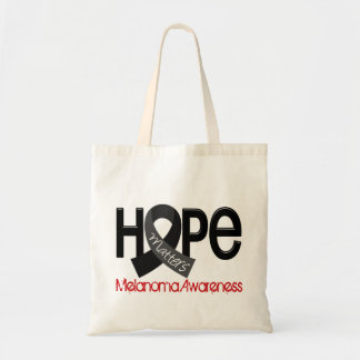 Hope Matters 2 Melanoma Tote Bag