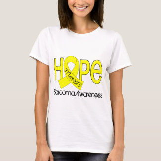 Hope Matters 2 Sarcoma T-Shirt
