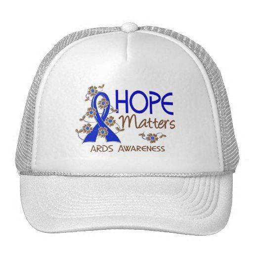 Hope Matters 3 ARDS Mesh Hat