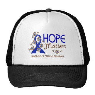 Hope Matters 3 Huntington's Disease Mesh Hats