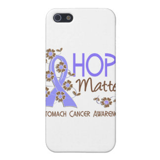 Hope Matters 3 Stomach Cancer iPhone 5 Case
