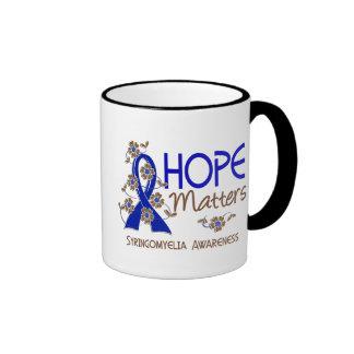 Hope Matters 3 Syringomyelia Ringer Mug