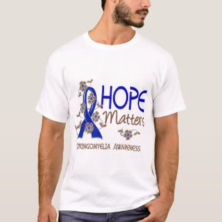 Hope Matters 3 Syringomyelia T-Shirt