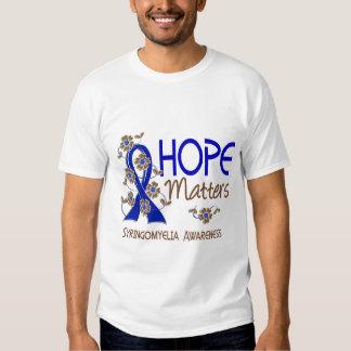 Hope Matters 3 Syringomyelia Tees