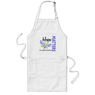 Hope Matters Butterfly Down Syndrome Aprons