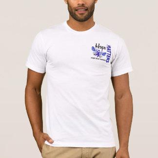 Hope Matters Butterfly Rectal Cancer T-Shirt
