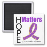 Hope Matters Jewelled Ribbon Domestic Violence