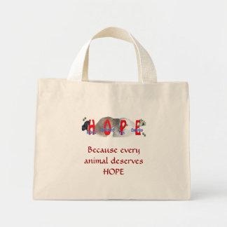 HOPE MINI TOTE BAG