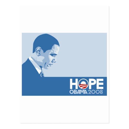 hope Obama Postcard