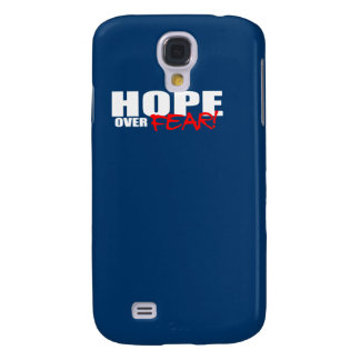 HOPE OVER FEAR SAMSUNG GALAXY S4 COVERS