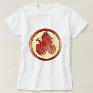 Hope Over Pain Phoenix T-Shirt
