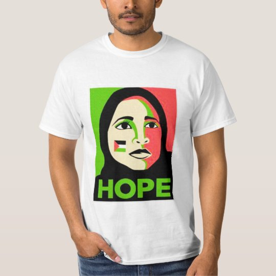 hope Palestine 2014 T-Shirt