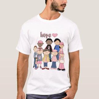 Hope Pink Ribbon T-Shirt