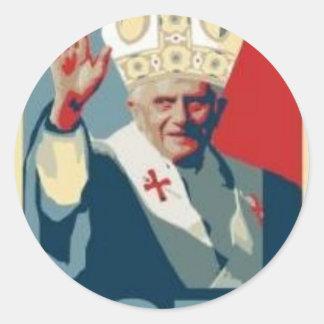 HOPE POPE STICKER