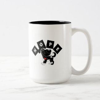 Hope (Shadow) Two-Tone Mug