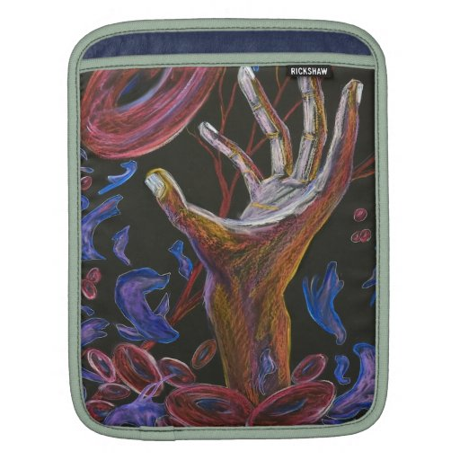 Hope - Sickle Cell Fine Art Sleeve For iPads