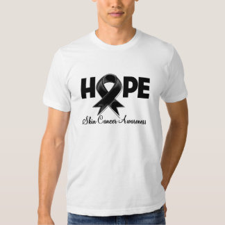 Hope Skin Cancer Awareness T-shirt