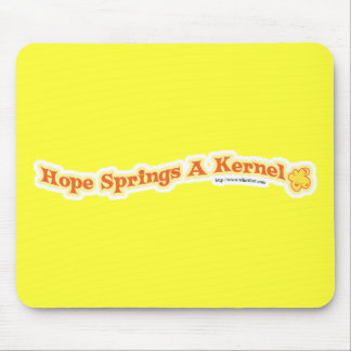Hope Springs A Kernel Mouse Mat
