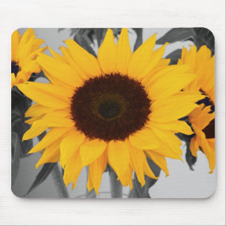 Hope Sunflower Mouse Pad