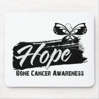Hope Tattoo Butterfly Bone Cancer Mousepad