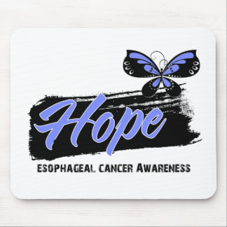 Hope Tattoo Butterfly Esophageal Cancer Mousepads