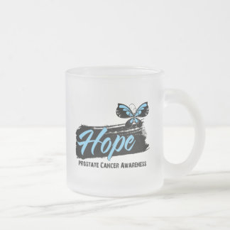 Hope Tattoo Butterfly Prostate Cancer Coffee Mugs